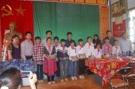Chương trình từ thiện Hướng về Tây Bắc